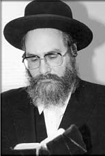 Rabbi Avraham Reich