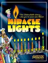 Miracle Lights- Ages 9 - 12  ʌhanukah)