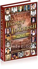 A Legacy of Leaders: Stories and Biographies of Sephardi Hachamim (vol. #2)