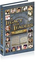 A Legacy of Leaders: Stories and Biographies of Sephardi Hachamim (vol. #1)