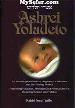 Ashrei Yoladeto : A Guide to Pregnancy, Childbirth, and the Nursing Mother