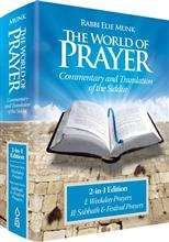 The World of Prayer - Commentary and Translation of the Daily Prayers