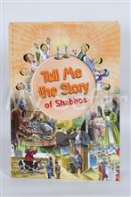 Tell me the Story of Shabbos -Laminated Edition