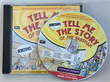 Tell Me the Story of the Parsha Audio CD - Bereishis